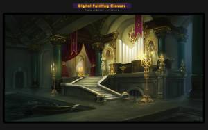 Phantom's lair concept