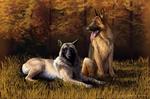 K-9 Dogs