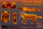 Feanor Character Sheet