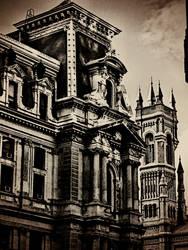 City Hall by WindSeeker