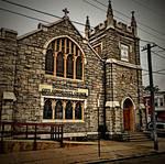 Church in the City by WindSeeker