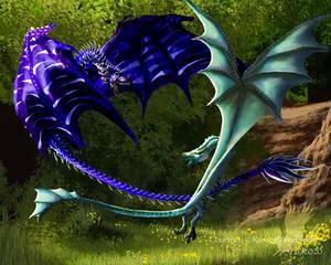 Nakriel and Vallyx