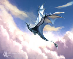 Flying - Smaugust Day 6