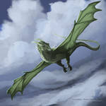Wyvern - Smaugust Day 12