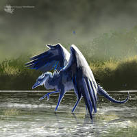 Feathered - Smaugust Day 16
