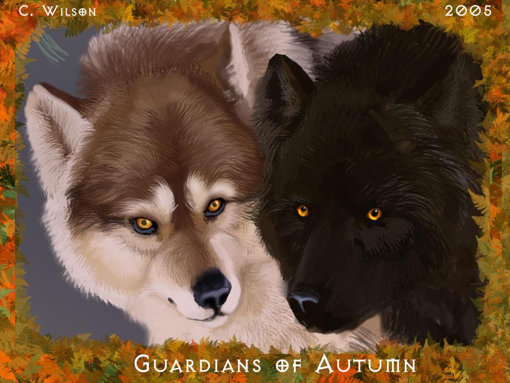 Guardians of Autumn - Edit by WindSeeker
