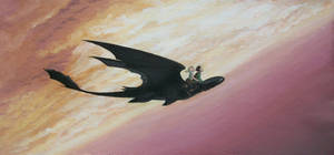 How To Train Your Dragon - Romantic Flight
