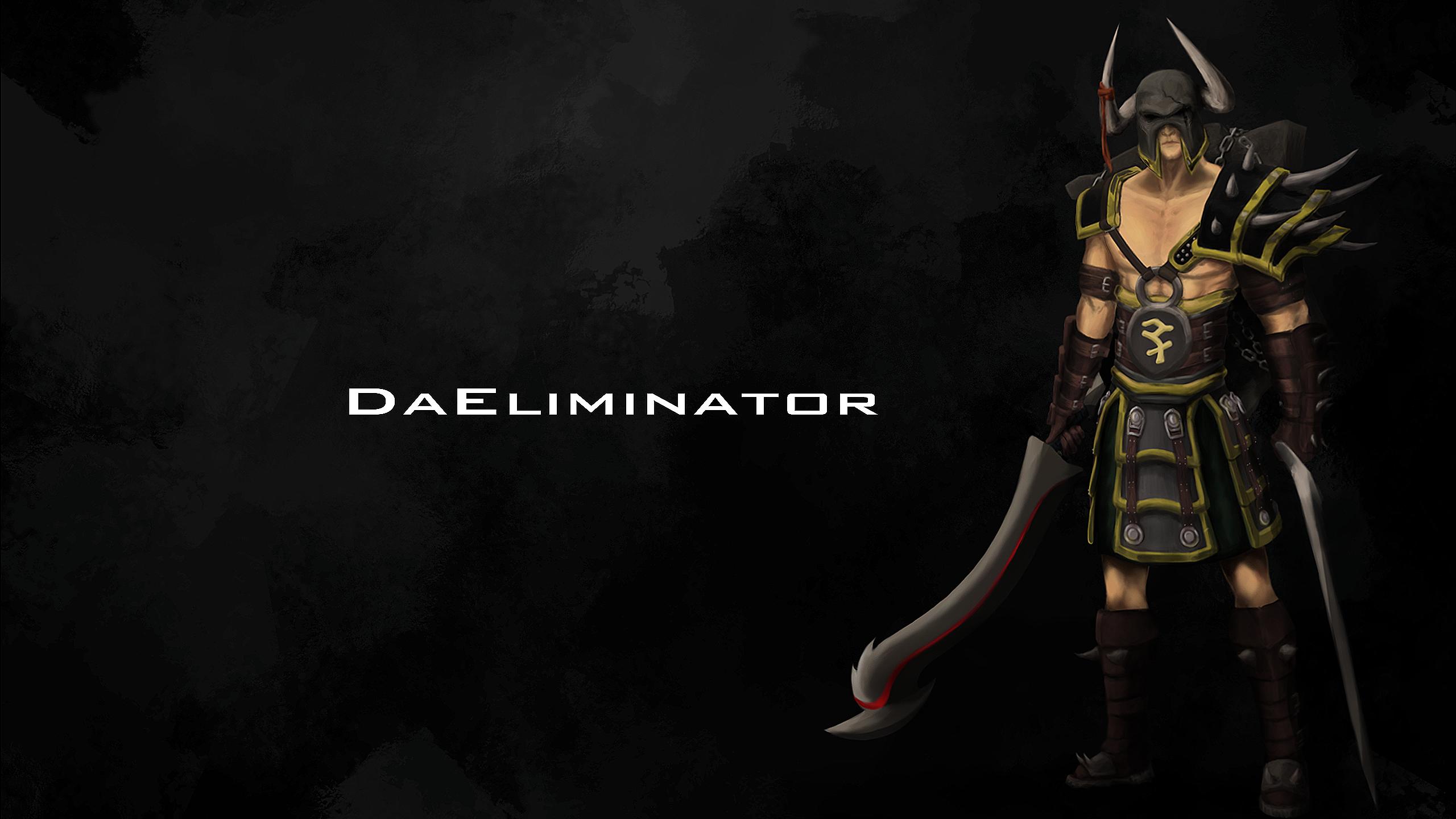 RuneScape EoC [Melee] Bandos Warrior by DaEliminator