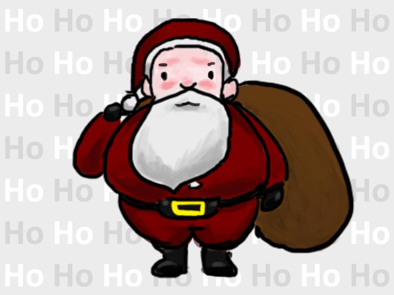 Santa by DaEliminator