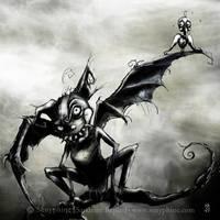 April Demon by senyphine