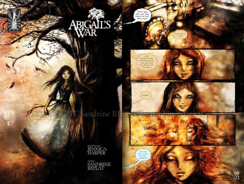 Abigail's War by senyphine