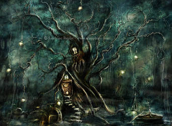 Spirit Tree by senyphine