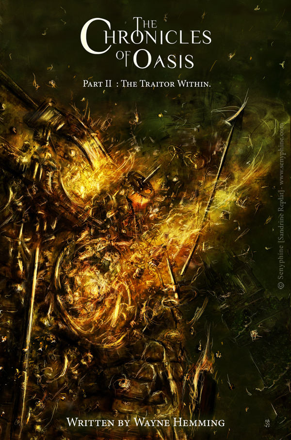 Chronicles of Oasis Part II - e-Book cover
