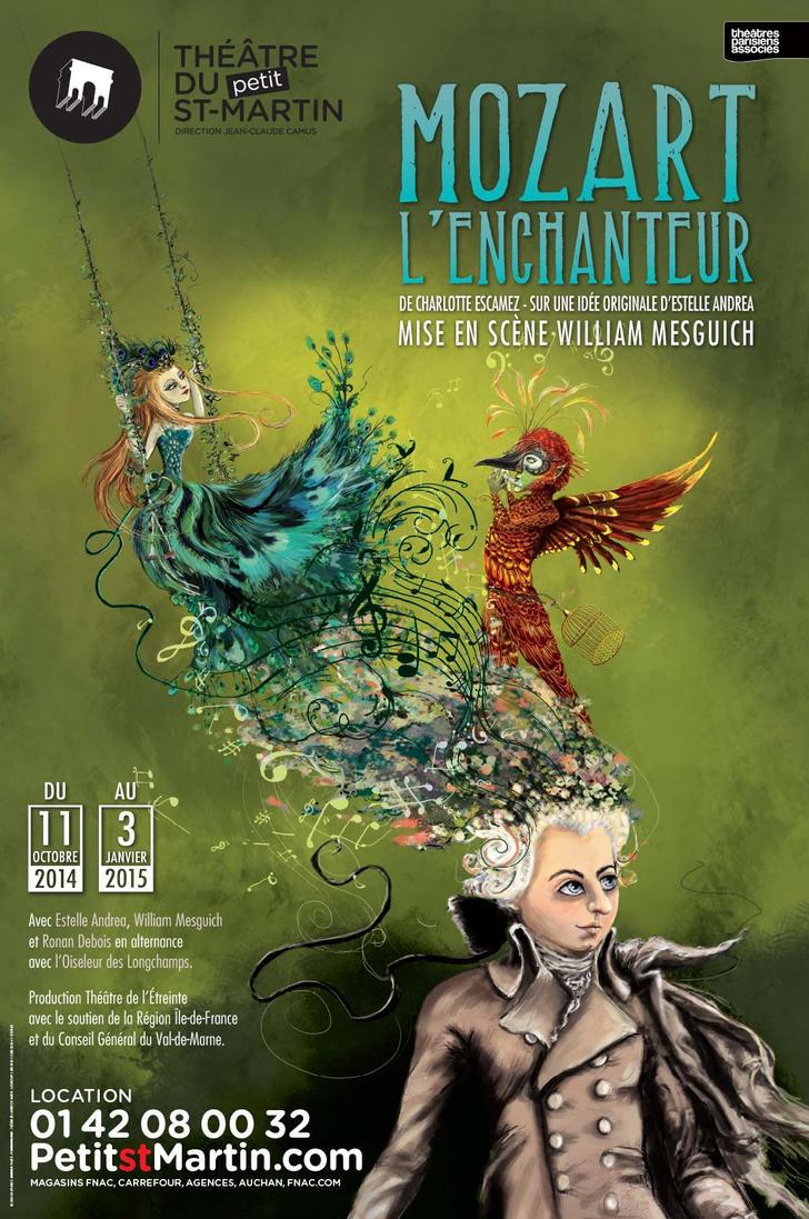 Mozart L'Enchanteur by senyphine