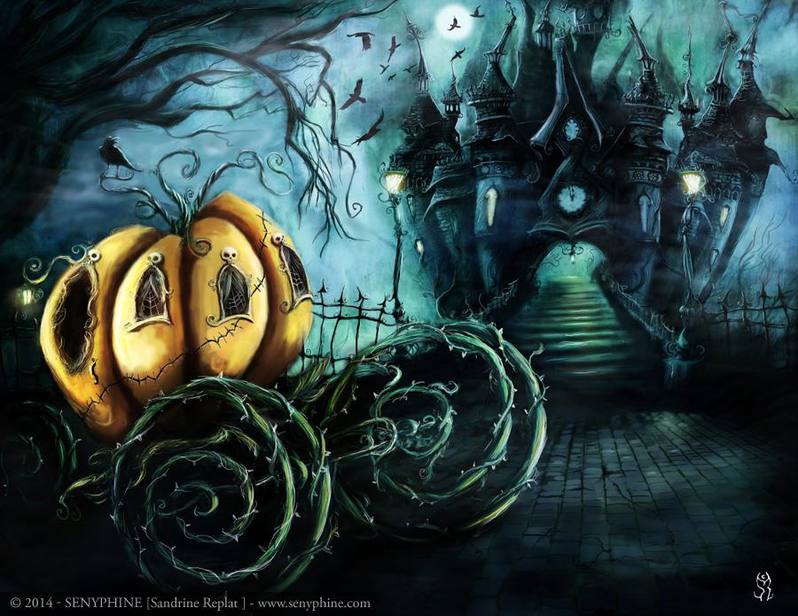 Cinderella by senyphine