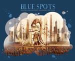 Blue Spots - Children's book cover