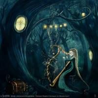 Eihwaz - Celtic Harpist