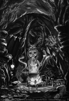 Grotte de Mam' Couanne - Les Mysteres de Sidroc h