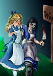 Bad influences (Alice and Alice)