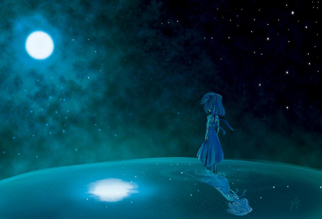 Lapislazuli_ Steven Universe by Neon-Lady