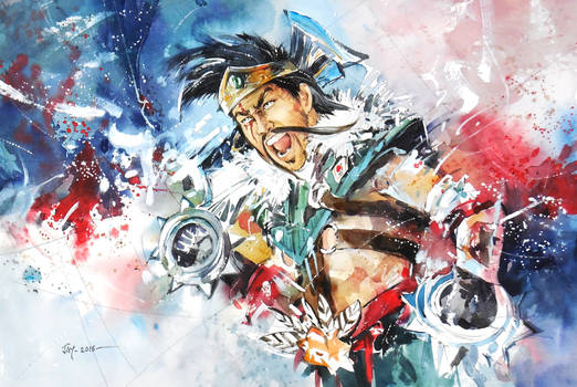 League of Legends - Draven