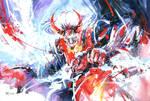 League of Legends - Blood Moon Thresh