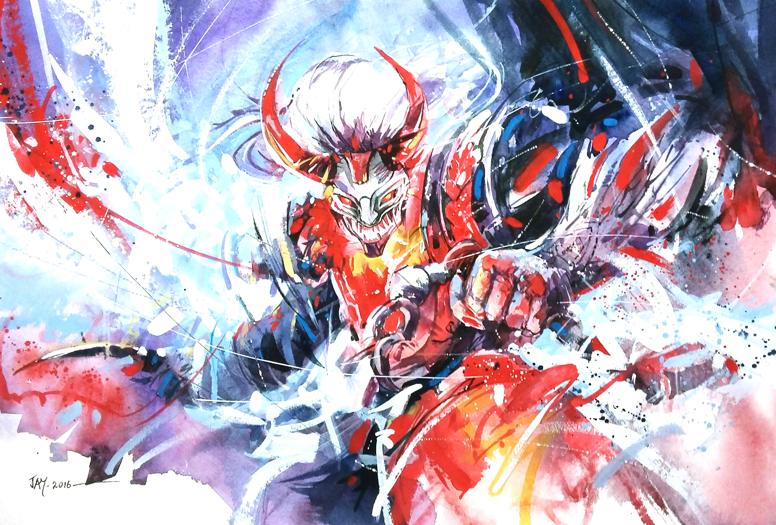 League of Legends - Blood Moon Thresh by Abstractmusiq on ...