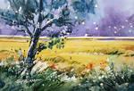 Landscape Watercolour Demonstration