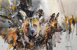 African Wild Dogs (Painted Wolf)