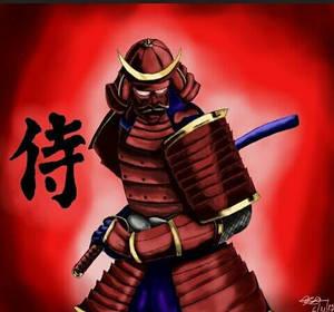 Fierce Samurai