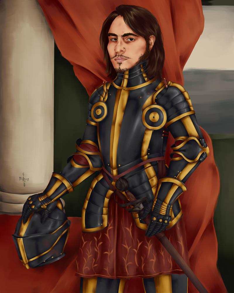 Renaissance Self-Portrait
