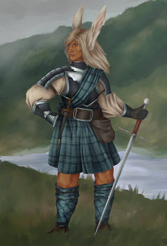 The Viera from the Highlands