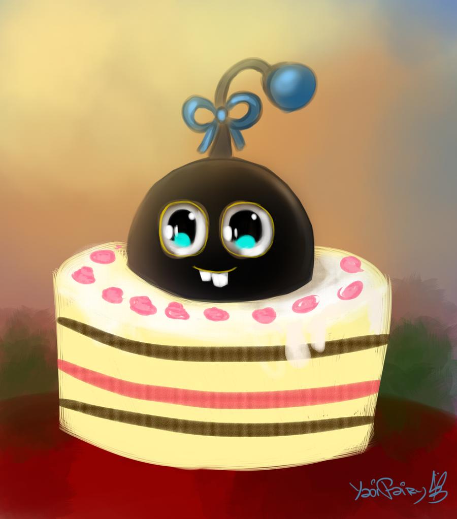 Furdiburb On Cake By Ghettorainbowcat On Deviantart