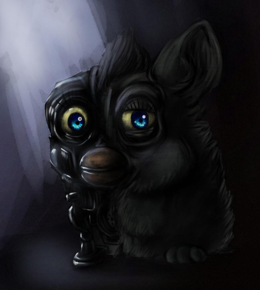 Furby by GhettoRainbowCat