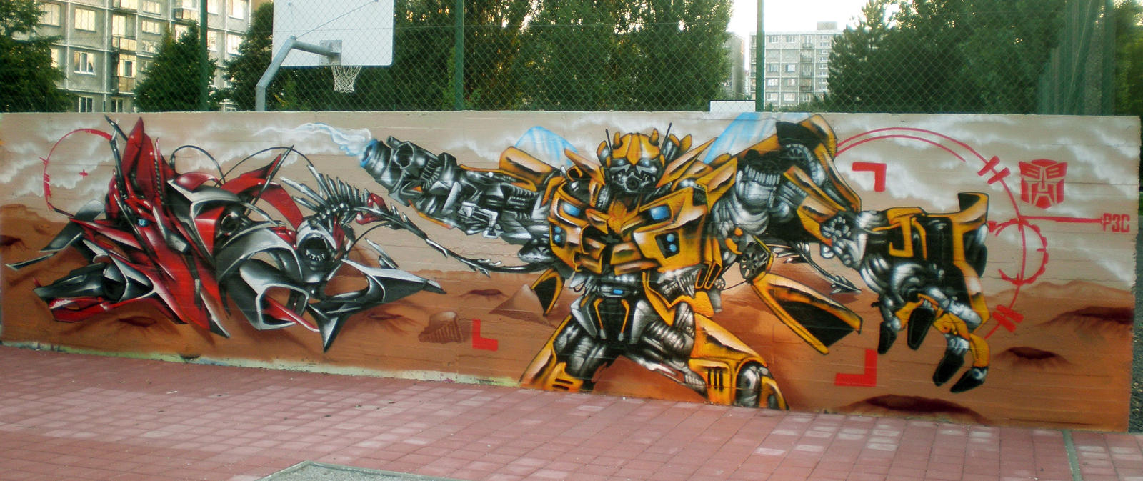 autobots by ewil33