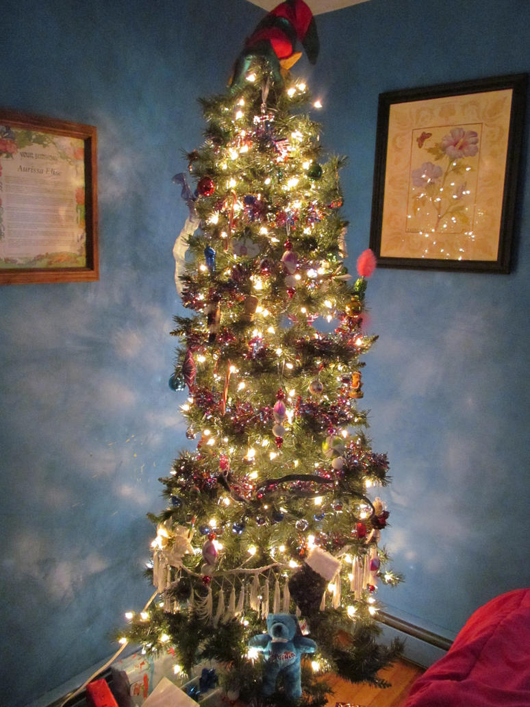 my christmas tree by EternalLoveAngle