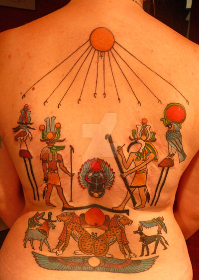 My Back Piece by thenameisplissken