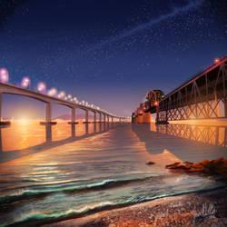 Benicia Bridges