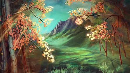 Round Valley Aspens