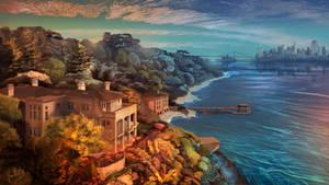 Belvedere Island