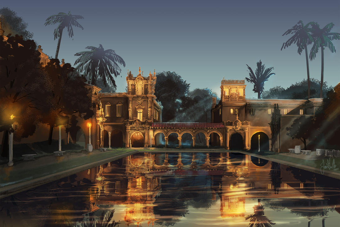 Balboa Park by chateaugrief on DeviantArt