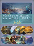 Chateau Grief 2019 Calendar