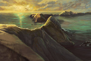 Channel Islands by chateaugrief