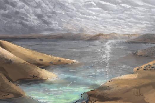 San Luis Reservoir Day