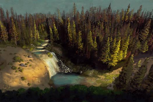 McCloud River Falls