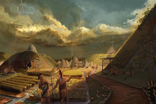 Caddo Pyramids