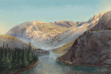 Tioga Pass by chateaugrief
