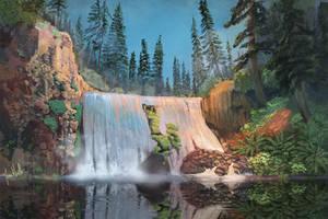 Brandy Creek Falls