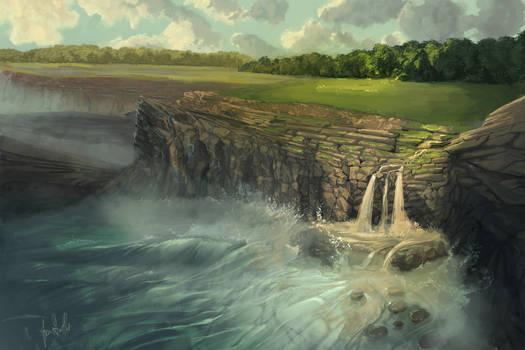 Phillips Gulch Falls