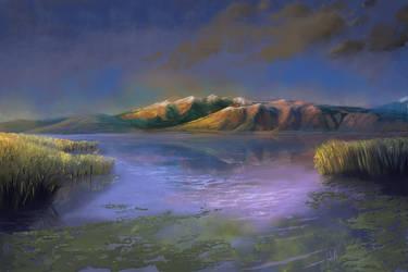 Skedaddle Mountain